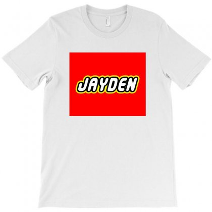 Jayden T-shirt Designed By Tiococacola