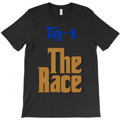 Tay K The Race T-shirt Designed By Motleymind
