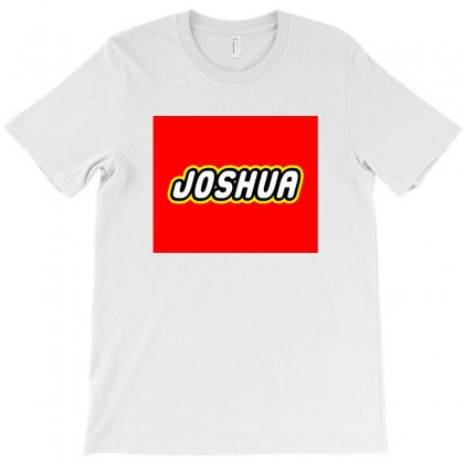 Joshua T-shirt Designed By Tiococacola