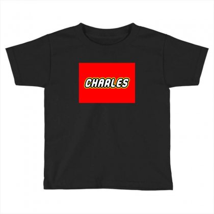 Charles Lego Toddler T-shirt Designed By Tiococacola