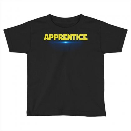 Master-apprentice Star Wars Family Matching Son Toddler T-shirt Designed By Toweroflandrose