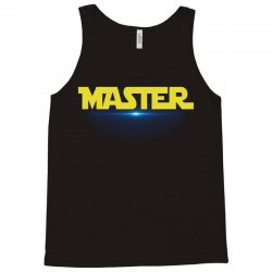 Master-Apprentice Star Wars Family Matching Father Tank Top | Artistshot