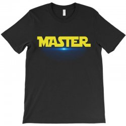 Master-Apprentice Star Wars Family Matching Father T-Shirt | Artistshot