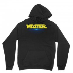 Master-Apprentice Star Wars Family Matching Father Unisex Hoodie | Artistshot