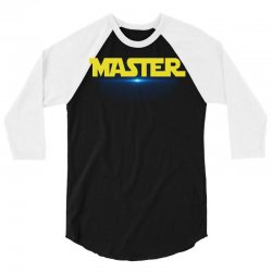 Master-Apprentice Star Wars Family Matching Father 3/4 Sleeve Shirt | Artistshot