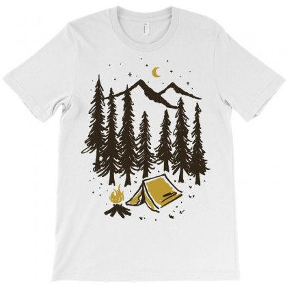 Wanderer T-shirt Designed By Quilimo