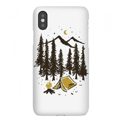 Wanderer Iphonex Case Designed By Quilimo