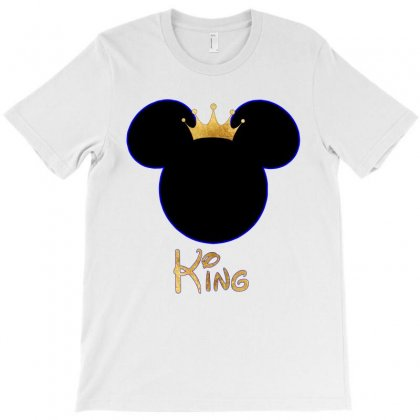 King Mickey T-shirt Designed By Killakam