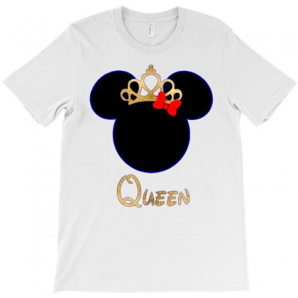 Minnie Queen T-shirt Designed By Killakam