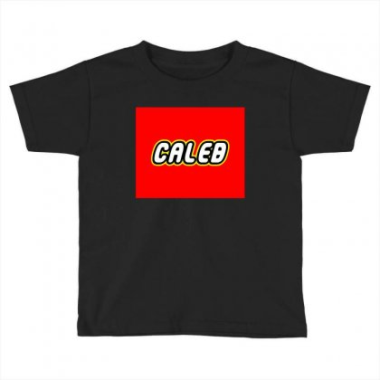 Caleb Lego Toddler T-shirt Designed By Tiococacola