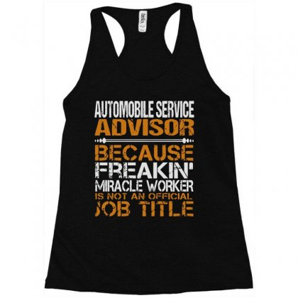 Awesome Tee For Automobile Racerback Tank Designed By Milanacr