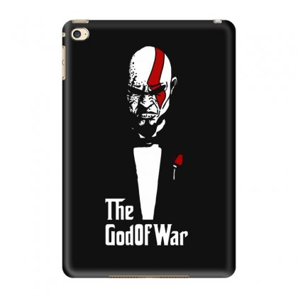 The God Of War And Death Ipad Mini 4 Case Designed By Feniavey