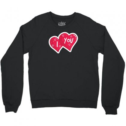 Valentines Day Heart T Shirt Crewneck Sweatshirt Designed By Hung