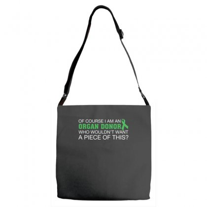 I M An Organ Donor T Shirt Adjustable Strap Totes Designed By Hung