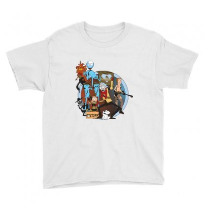 Reddit Rick And Morty Youth Tee Designed By Feniavey