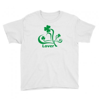Lover Funny Tshirt Youth Tee Designed By Alex