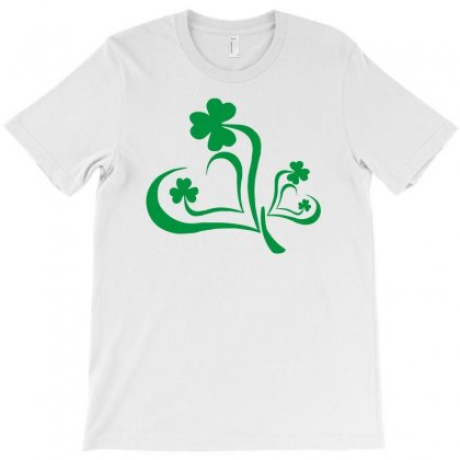 Love St Patrick Day Funny Tshirt T-shirt Designed By Alex