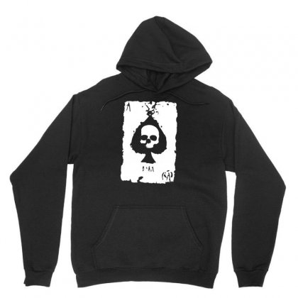 Ace Of Spades Unisex Hoodie Designed By Tee Shop