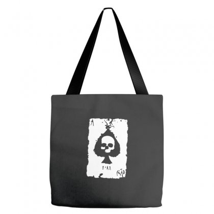 Ace Of Spades Tote Bags Designed By Tee Shop