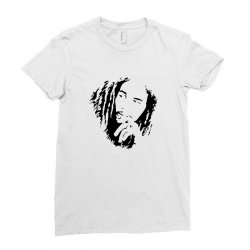 bob marley Ladies Fitted T-Shirt | Artistshot