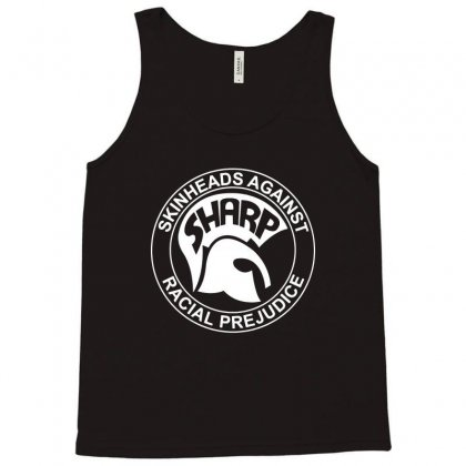Bright Skinhead Tank Top Designed By Tee Shop