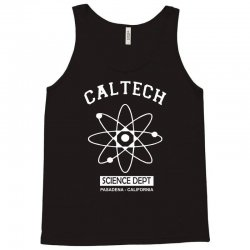 breaking bad   big bang theory   science Tank Top | Artistshot