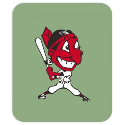 Cleveland Indians Chief Wahoo Mousepad