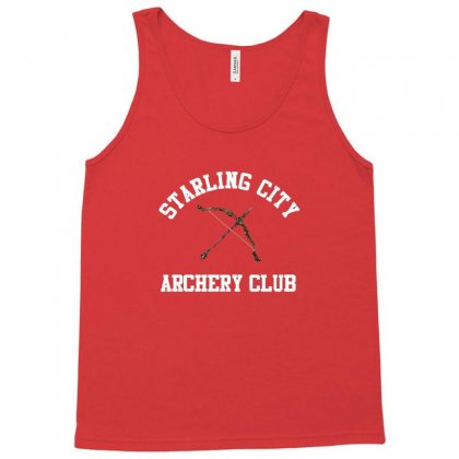 Archery Club Tank Top Designed By Doniemichael