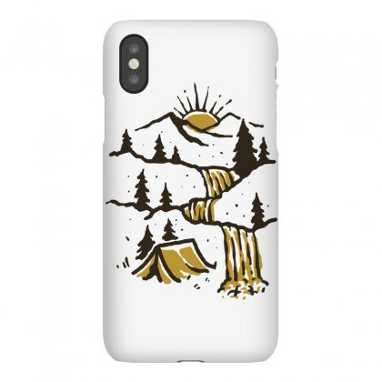Hidden Paradise Iphonex Case Designed By Quilimo