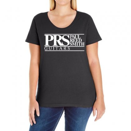 Prs Guitars New Ladies Curvy T-shirt Designed By 4kum