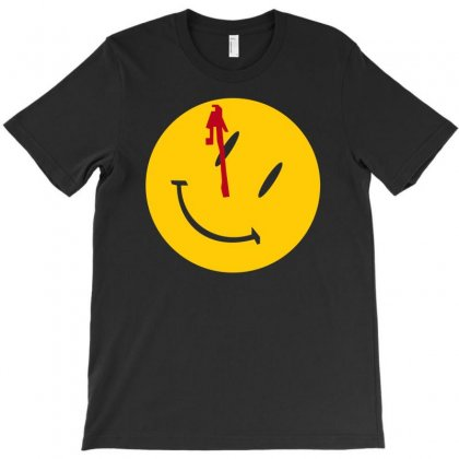 Watchmen Comedian Rorschach Comic Adult Movie T-shirt Designed By 4kum