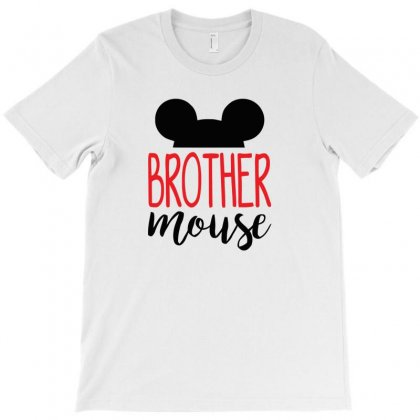 Brother Mouse Funny Tshirt T-shirt Designed By Alex