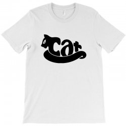 animals logo cat funny tshirt T-Shirt | Artistshot