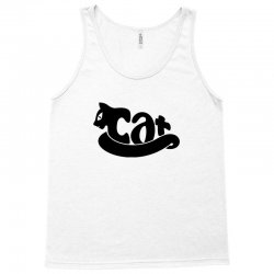 animals logo cat funny tshirt Tank Top | Artistshot