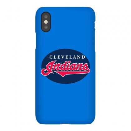 Cleveland Indians Chief Wahoo Iphonex Case Designed By Irawan