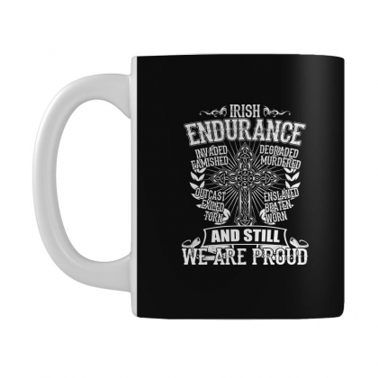 Irish Endurance Mug Designed By Hung
