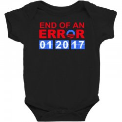 end of an error t shirt Baby Bodysuit | Artistshot