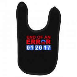 end of an error t shirt Baby Bibs | Artistshot