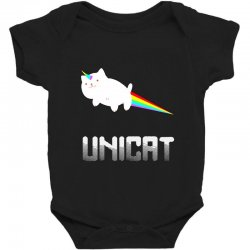 Toddler Size Unicat Embroidery Cotton Cap