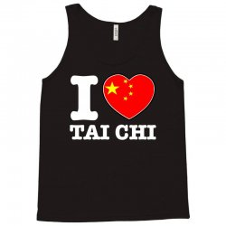 I Love China Tai Chi chi Tank Top | Artistshot
