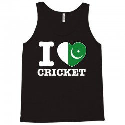 I love Pakistan Cricket Tank Top | Artistshot