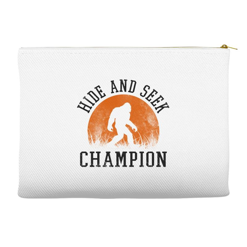 9d1c492f1c9d Custom Bigfoot Hide And Seek Champion Accessory Pouches By Blqs ...