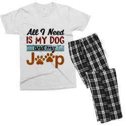 All I Need is My Dog and My Jeep Short-Sleeves T-Shirts Baby Girls