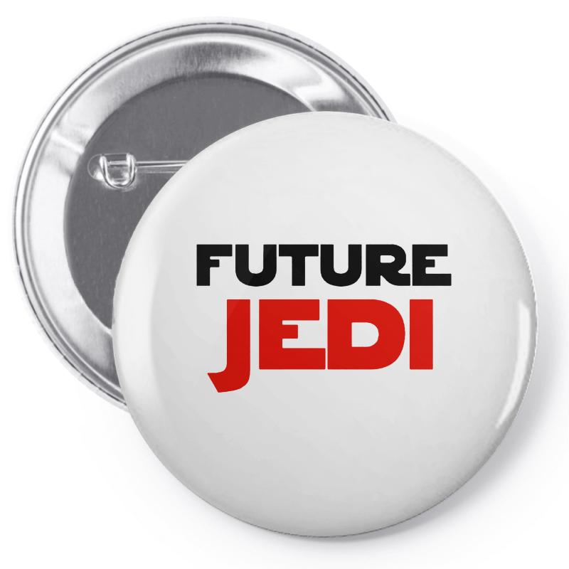 14daf327 Custom Adorable Future Jedi Pin-back Button By Blqs Apparel - Artistshot