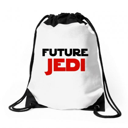 Adorable Future Jedi Drawstring Bags Designed By Blqs Apparel