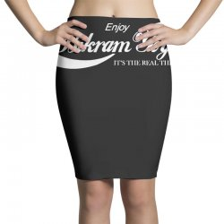 enjoy bikram yoga Pencil Skirts | Artistshot