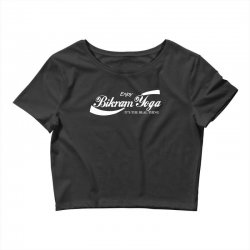 enjoy bikram yoga Crop Top | Artistshot