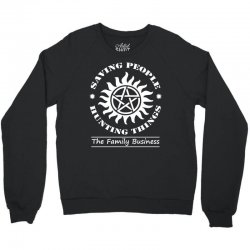 family business t shirt Crewneck Sweatshirt | Artistshot