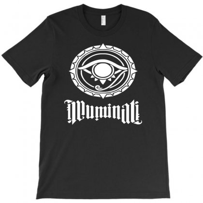 Illuminati T-shirt Designed By S4de