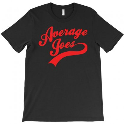 Mens Dodgeball Average Joe's Joes T-shirt Designed By S4de